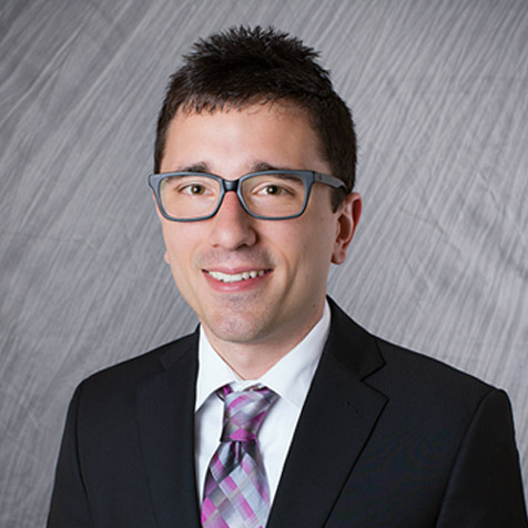 Dr. Andrew Linden - Assistant Professor, Sports Management
