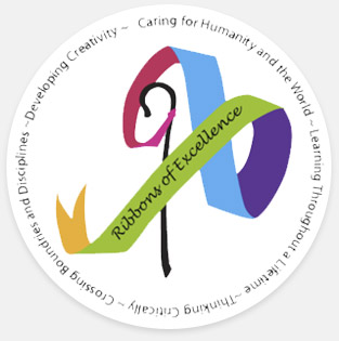 Ribbons of Excellence - Caring for Humanity and the World